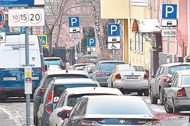 Олег Гуменюк пообещал платные парковки в центре города