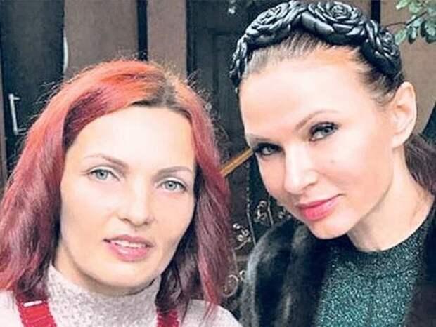 Сводная сестра Эвелины Блёданс задержана по подозрению в хранении запрещенных веществ