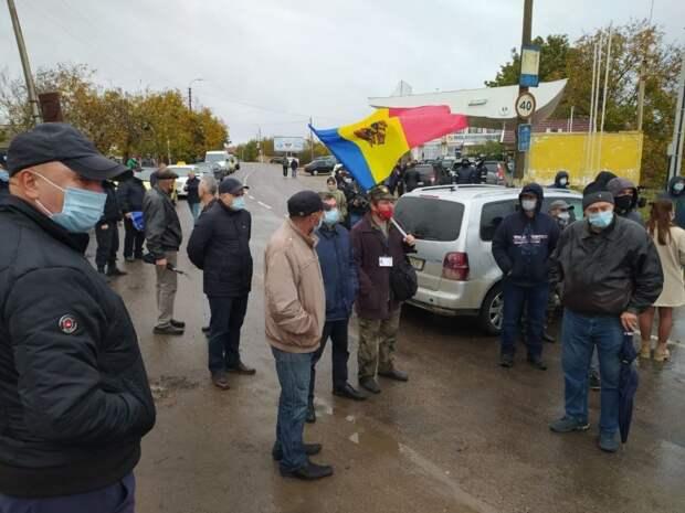 Соратники Санду решили, что в Приднестровье не живут избиратели