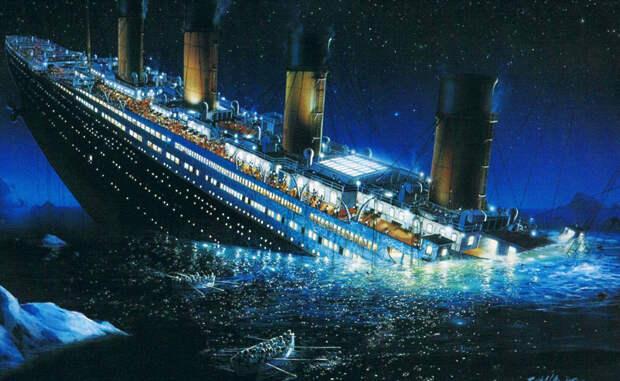 Запретный груз: что перевозил на своем борту Титаник