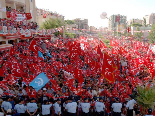 За терактами в Европе стоит турецкая разведка