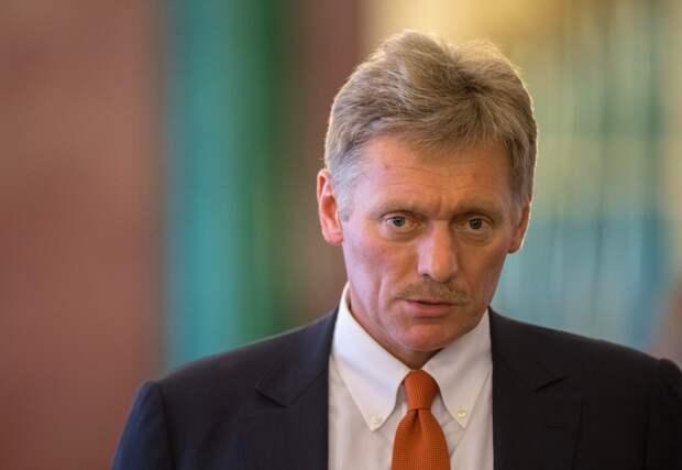 Дмитрию Пескову снова пришлось опровергать небылицы о бункере Путина