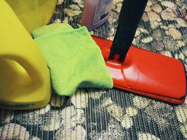Любовь к чистоте довела до психбольницы, близкие не заметили симптомов
