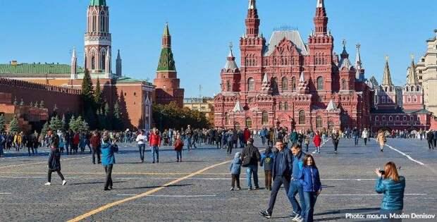Сергунина рассказала о бесплатных консультациях для пользователей Russpass. Фото: Максим Денисов mos.ru