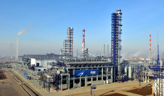 На2,1% увеличила производство бензина «Газпром нефть» вянваре— сентябре 2020