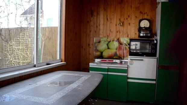 Бюджетная переделка кухни всего за 2400 р! Новый дизайн кухни