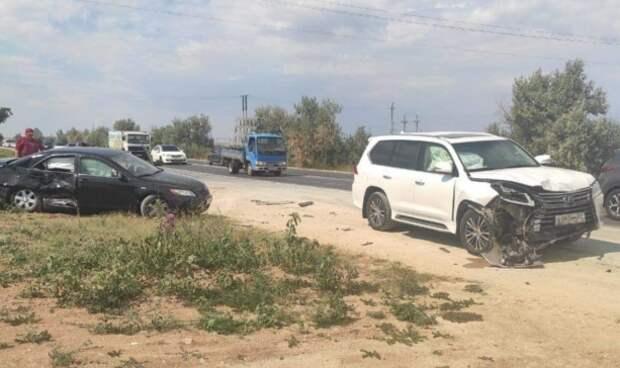 Виновника ДТП с участием «Лексуса» в Крыму должны посадить — мнение