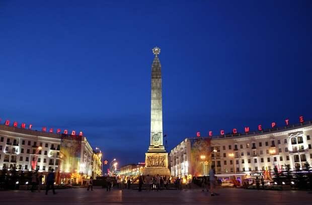 Давление ЕС на Белоруссию обеспечит более тесную её интеграцию с Россией