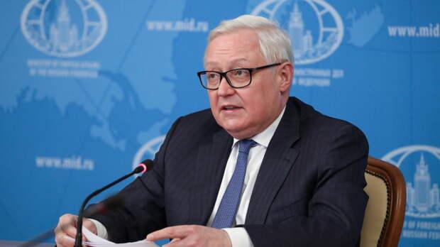 Рябков стал представителем Путина по вопросу Договора по открытому небу