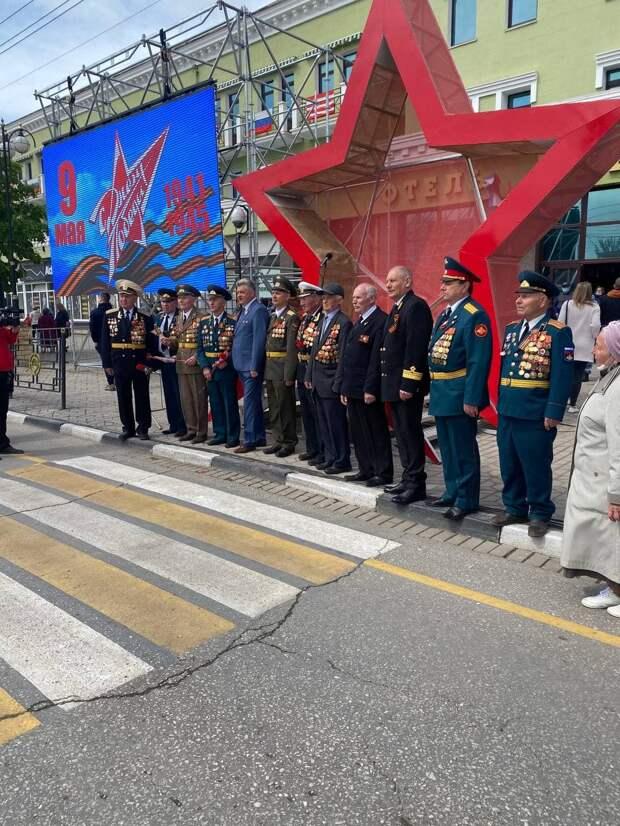 Парад Победы в Керчи 9 мая 2021 года: прямая онлайн-трансляция, видео, фото