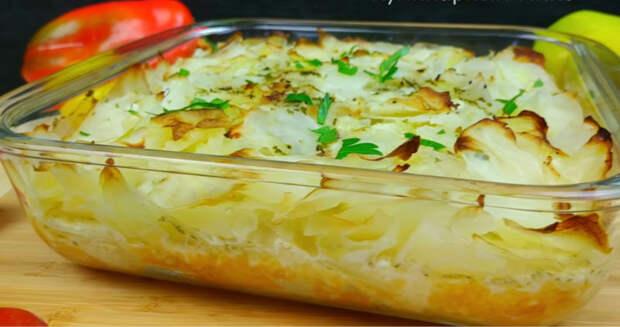 Вот как надо готовить капусту: вкуснейшее блюдо из копеечных ингредиентов