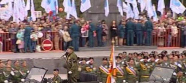 Директора ГТРК ЛНР уволили за неудачные ракурсы Парада 9 мая