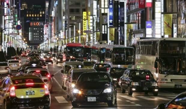 Авто набензине идизеле покидают рынок Японии
