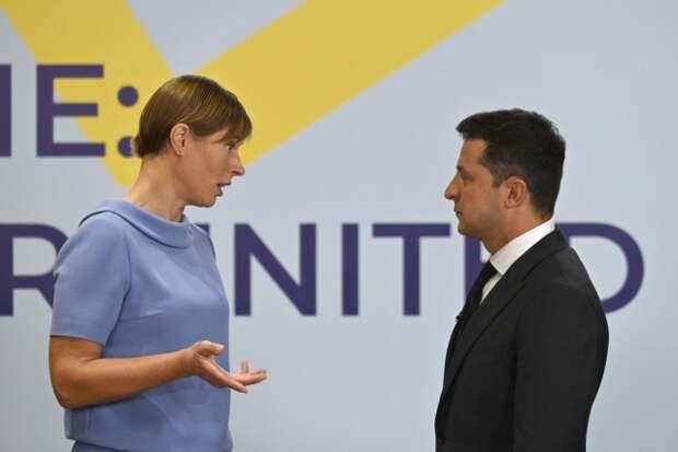 Президент Эстонии: Украине еще далеко до вступления в Евросоюз