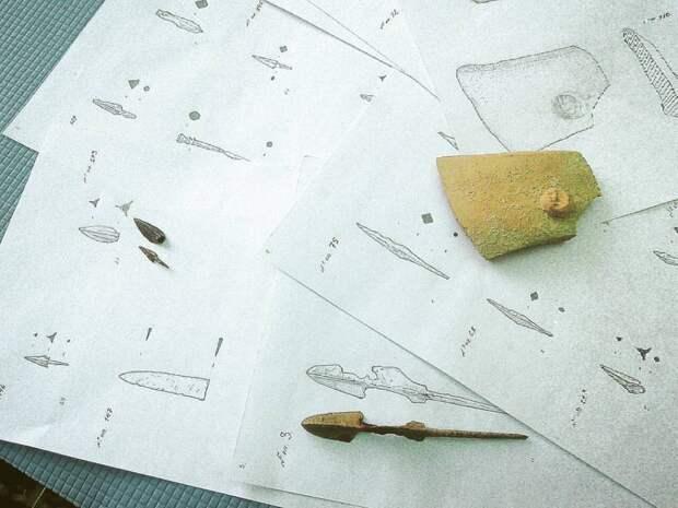 Как рисовать историю? Или что такое археологический рисунок