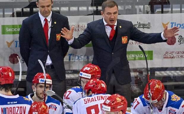Проваливаем третьи периоды. Болевые точки сборной России за неделю до старта ЧМ-2021