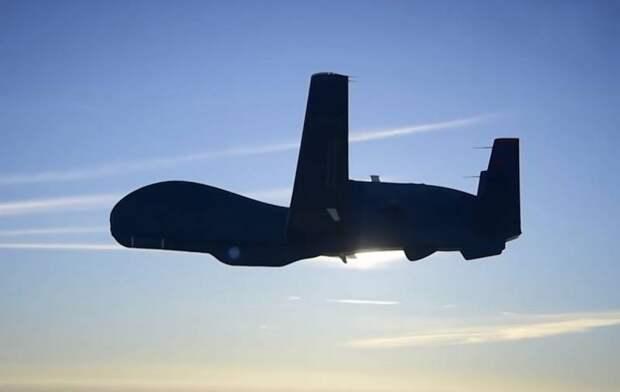 Инцидент в небе над Донбассом: что произошло с американским БПЛА RQ-4A Global Hawk
