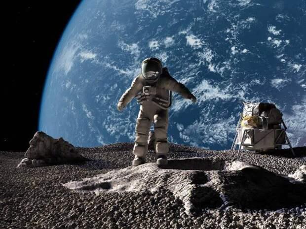 NASA готово разработать четкие «правила поведения» на Луне