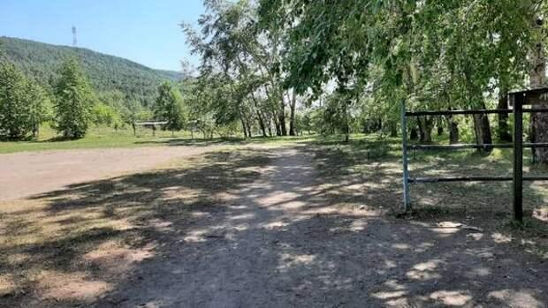 На Южном Урале жители выступили против застройки территории бывшего сада