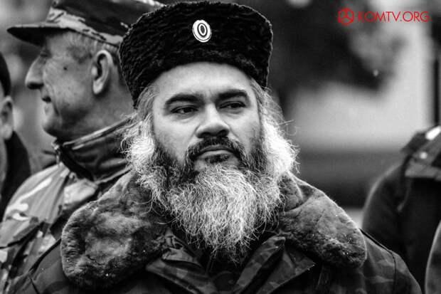 В Симферополе отметили годовщину создания Народного ополчения Крыма 7