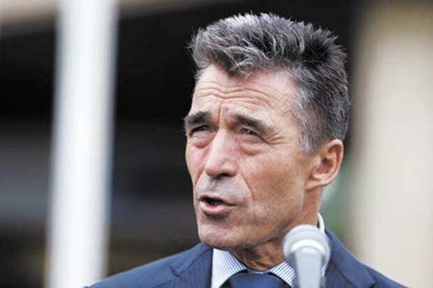 Бывший генсек НАТО хочет сделать из капиталистов мушкетёров