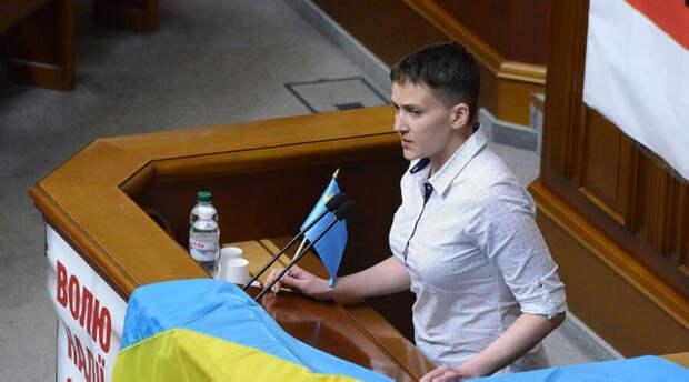Савченко рассказала о «войне на истощение» на Украине и предрекла новый Майдан