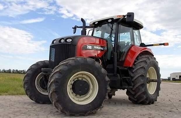 Украинец угнал трактор, чтобы успеть на свидание