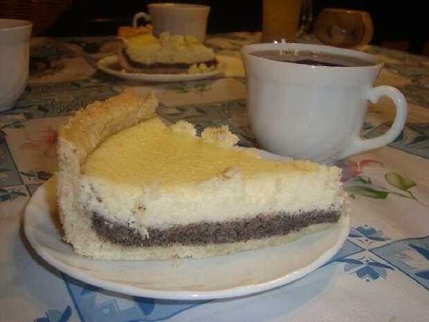 маковый пирог пошагово