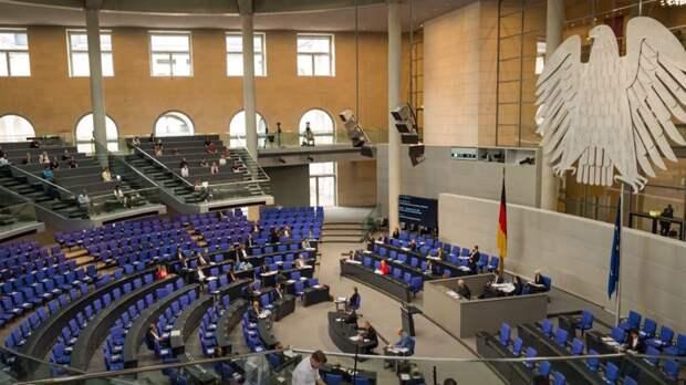 Депутаты бундестага призвали Германию заключить договор о дружбе с Россией
