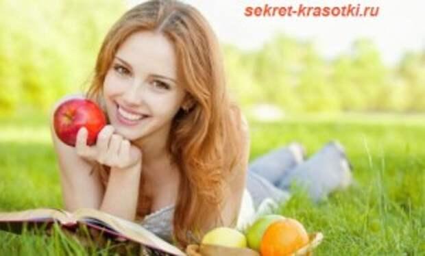 маски для лица из яблок 300x181 Яблочный десерт для Вашей кожи