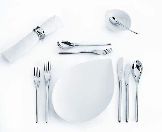 Сервировка стола к ужину — какой она должна быть, чтобы было съедено всё
