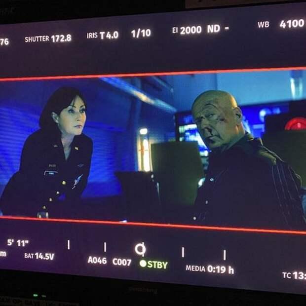 """Звезда """"Зачарованных"""" Шэннен Доэрти вернулась к работе в кино после химиотерапии"""