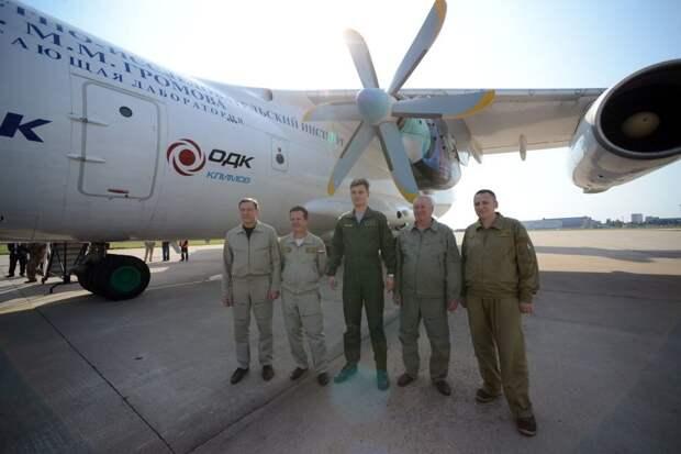 Первый российский электрический самолет взлетит в 2020 году
