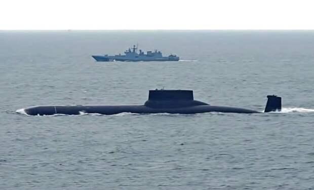Капитаны судов США потребовали защиты после встречи с российским флотом