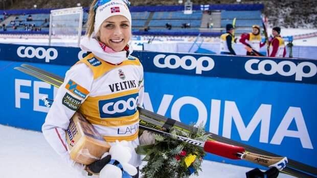 Норвежская лыжница Йохауг выступит волимпийской квалификации вбеге на10 000 метров