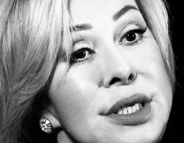 Лоза осудил начавшую «торговать лицом» Любовь Успенскую