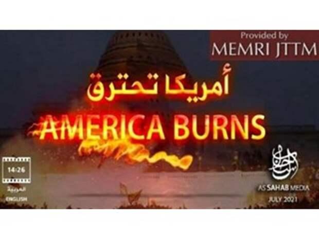 Аль-Каида предрекает Америке «последнюю гражданскую войну»