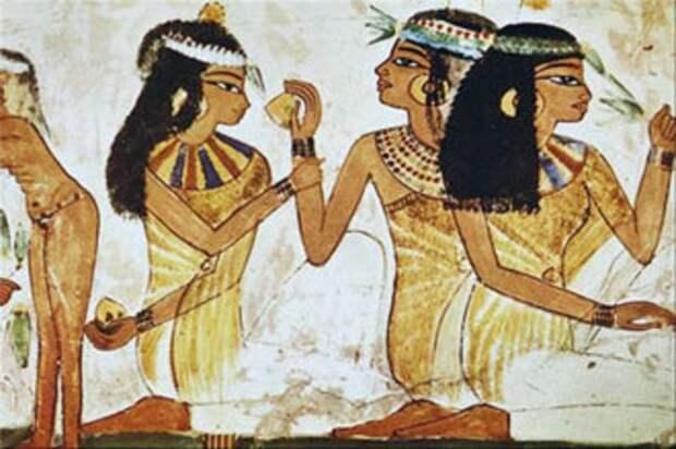 Секреты красоты, которые знали женщины Древнего Египта