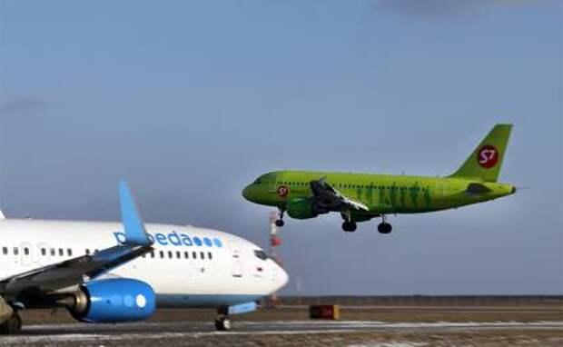 «Боинг» — России: Самолеты держать на Бермудах и не вякать