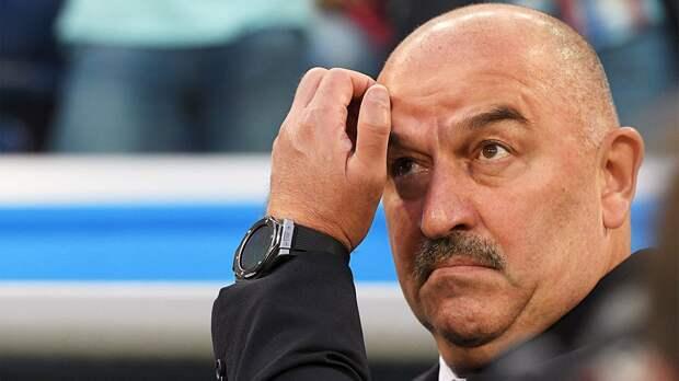 Черчесов: «Сборная России перейдет с нежного футбола на другой. У нас будут изменения»
