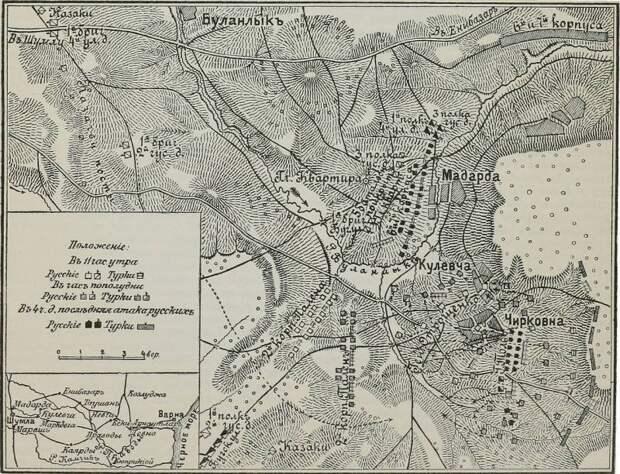 Кулевчинское сражение. Как Дибич проложил дорогу русской армии через Балканы