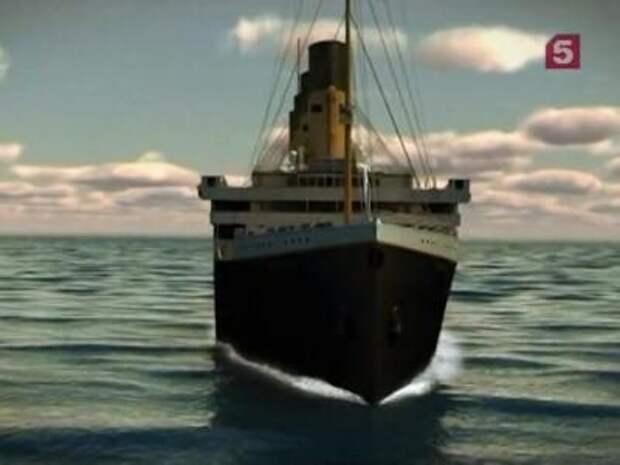 В Нью-Йорке показали чертежи «Титаника-два»
