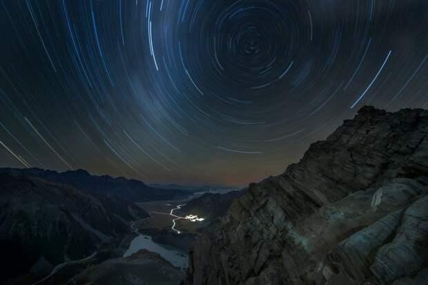 Следы звёзд