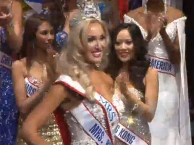 Белорусская победительница конкурса