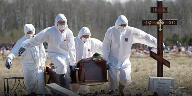 Как проходят похороны во время пандемии