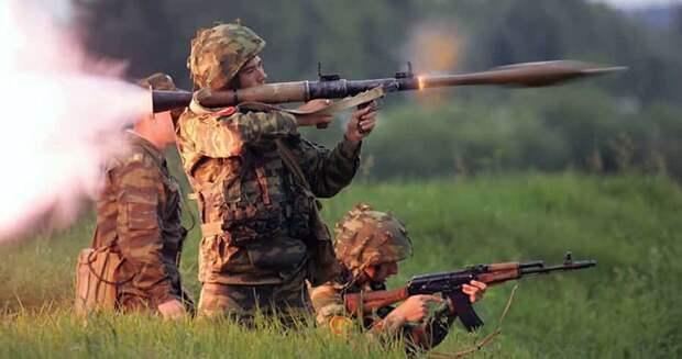 Военные ДНР стали свидетелями того, как бойцы ВСУ уничтожили «побратимов»