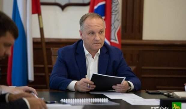«Ищите другого человека»: Трутнев озвучил роковое решение осудьбе мэра Владивостока