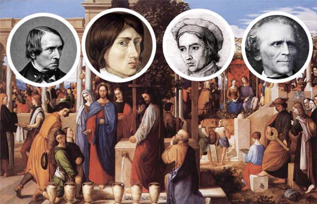 Кто такие назарейцы, и почему их считали самым загадочным движением художников во имя духовности