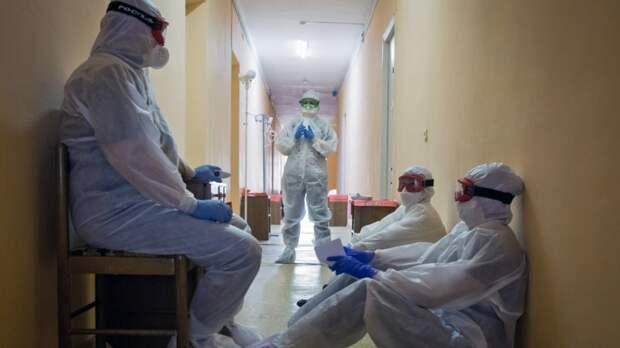 Медикам не доплатили 200 млн за работу с ковидными больными на Камчатке