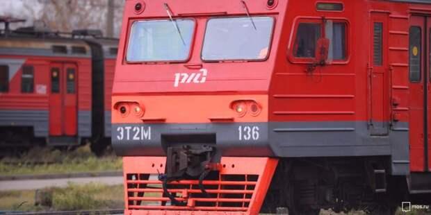 Расписание электричек от станции Грачёвская изменится 2-5 августа